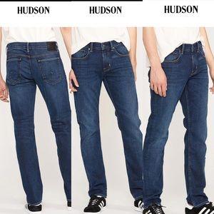 Hudson Byron Slim Straight Leg Jeans size 31